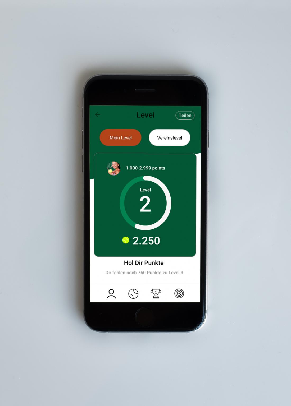 App für Tennisvereine